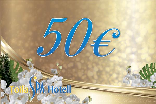 e7b63464f54 Kinkekaart 50€ «