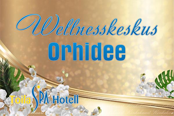 Wellnesskeskus Orhidee